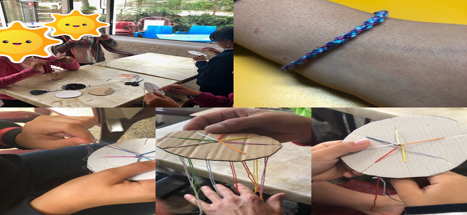 Camping del bosc animations bracelets