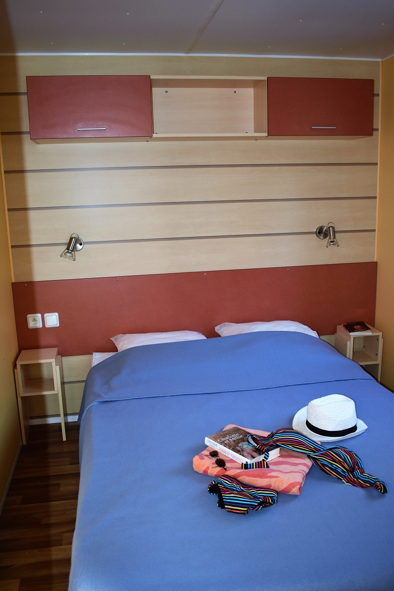 camping DEL BOSC chambre adulte ISARD