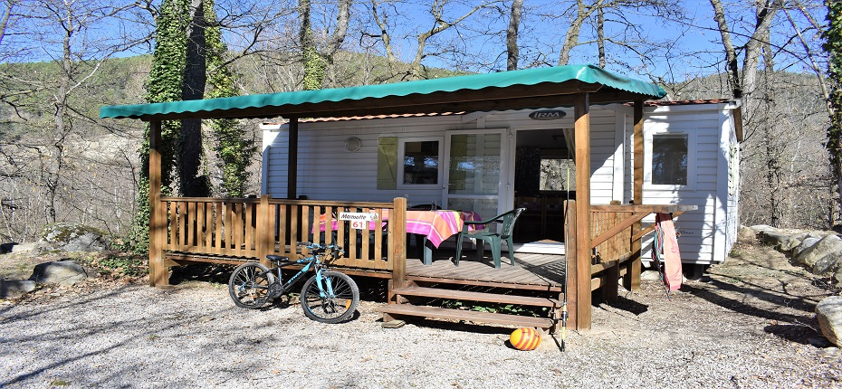 camping del bosc mobilhome marmotte