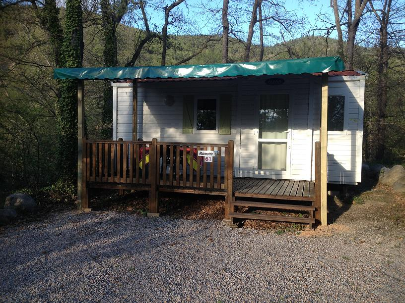 camping del bosc mobilhome marmotte 2