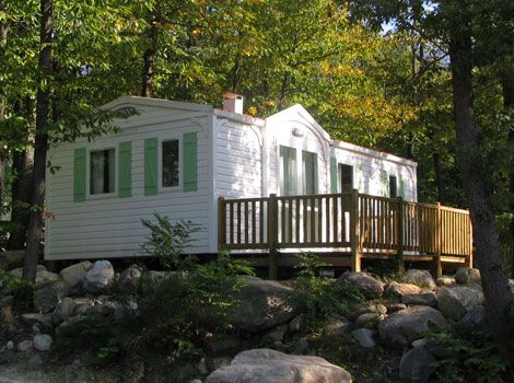 Mobil-home Isard