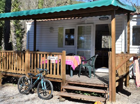Mobil-home Marmotte